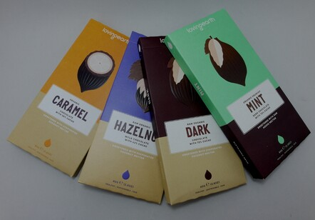 Loving Earth Raw & Organic Chocolate