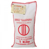 Calasparra Cloth Bag 1kg