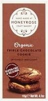 Honey Rose Triple Chocolate Cookie 115g