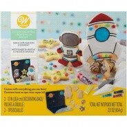 Wilton Space Cookie Kit