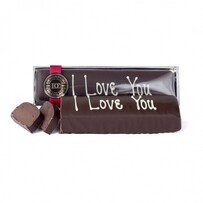 I Love You Chocolate Truffle Slice 180g