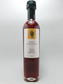 Honey Chipotle BBQ Sauce 250ml