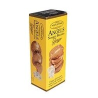 Angels Nougat Biscuits Ginger 150g