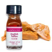English Toffee Flavour 3.7ml