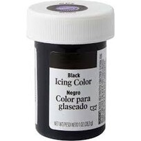 Gel Icing Colour Black