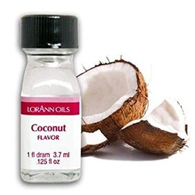 Coconut Flavour 3.7ml