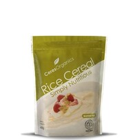 Organic Rice Cereal 400g