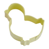 Cookie Cutter Chicklet Yellow 6.35cm