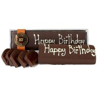 Happy Birthday Log 180g