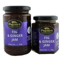 Fig and Ginger Jam 350g