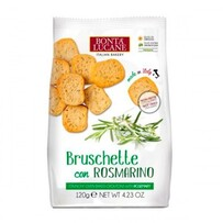 Bonta Focaccine Rosemary Snacks 150g