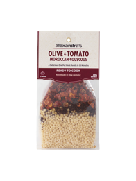 Moroccan Couscous - Sundried Tomato and Olive 280g