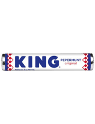 King Peppermint Roll 44g