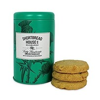 Ginger Shortbread tin 140g