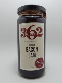 Bacon and Bourbon Jam 270g