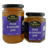 Pear & Ginger Jam 350g