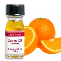 Orange Oil Natural 3.7ml