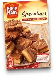 Koopmans Mix For Speculaas