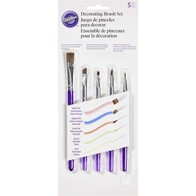 5pc Decorating brush Set