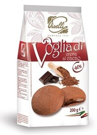 Cocoa Cream Filling Cookie 200g