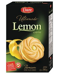 Lemon creme Cookies 290g