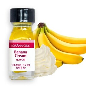 Banana Cream Flavour 3.7ml