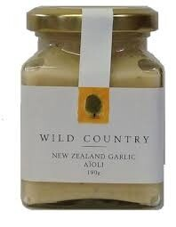 Garlic Aioli 190g