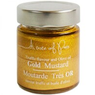Gold Mustard Truffle & Olive Oil Flavoured 130g