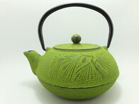 Cast Iron Teapot 600ml Pandanus Green