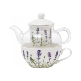 Lavender Feilds Tea For One Set