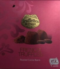 French Truffles Cocoa Bean 80g