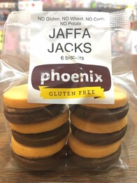Jaffa Jacks Biscuits 6p