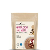 Organic Quinoa,Cacao & Millet Hot Cereal 400g