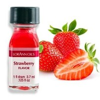 Strawberry Flavour 3.7ml