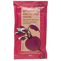 Beetroot and Toasted Onion Dip Mix 28g
