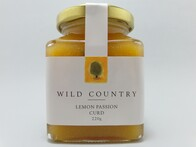 Lemon Passion Curd 220g