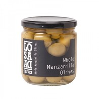 Whole Manzilla Olives 347ml