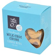 Milk Chocolate Chunk Cookie Bites 140g