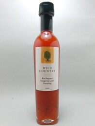 Red Pepper Ginger and Lime Dressing 250ml