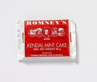 Kendal Mint Cake Brown 85g