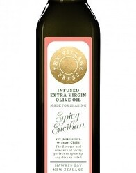 Spicy Sicilian Infused Extra Virgin Olive Oil 250ml