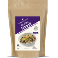 Bircher Muesli LSA, Blueberry, Chia 650g
