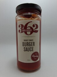 Smokey Tomato Burger Sauce 250ml