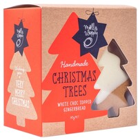 Gingerbread Christmas Trees 145g