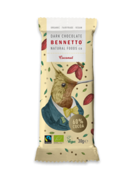 Bennetto Chocolate Coconut 30g