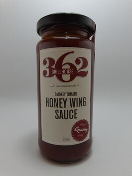 Smokey Tomato Honey Wing Sauce 250ml