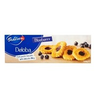 Blueberry Puff Pastry Biscuit 100g