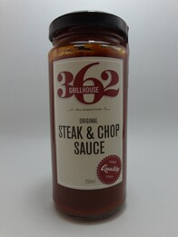 Steak and Chop Sauce 250ml