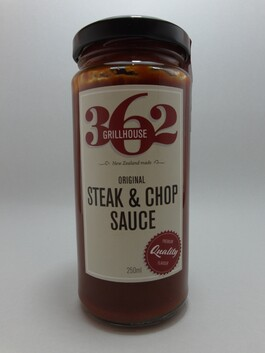 Steak and Chop Sauce 275ml