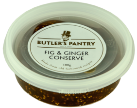 Fig and Ginger Conserve 100g